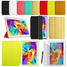 Flip Leather Stand Protective Case Cover Protector For Samsung Galaxy Tab S 10.5