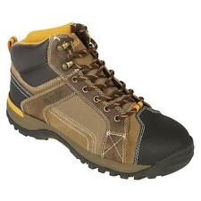 Wolverine CHISEL Men's Work Boot Shoes BROWN