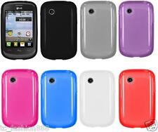 Guaranteed Quality Phone Cover TPU Gel Case For LG 306G (Straight Talk)