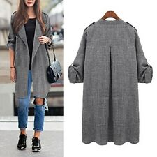 Women Crochet Knit Shawl Batwing Sleeve Hollow Out Shrug Cardigan Top Sweater