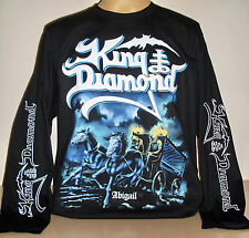 King Diamond Abigail long sleeve T-Shirt Size S M L XL 2XL 3XL Mercyful Fate new