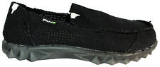 Hey Dude Farty Perforated Men's Formal Black Machine Washable Work Loafers New