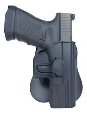 Tactical Scorpion S&W M&P 9mm Modular Level II Retention Polymer Paddle Holster