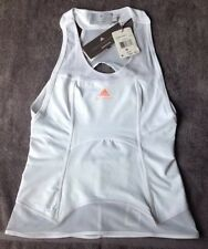 NEW WOMENS ADIDAS BY STELLA MCCARTNEY BARRICADE 2 II TENNIS RUNNING TANK TOP $65