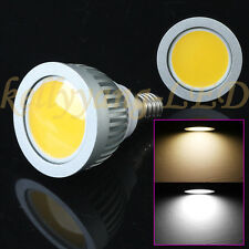 LED COB Bulb GU10 E27 E14 MR16 Warm White Quality LED Spot Lamp light AC85-265V