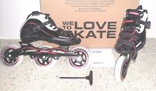 Powerslide 2013 X Skate Jr.  adjustable size speed skates.... NEW!
