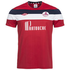 OSC Lille Player Jersey Umbro Men's CL Home Jersey Player Issue Home Jersey new