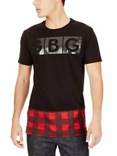 G By Guess Men's Check Graphic Tee