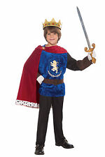 Child Prince Charming Medieval Renaissance Fairy Tales Costume Halloween