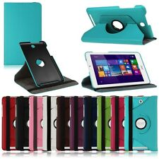 360 Rotation Leather Case Cover Stand For Acer Iconia Tab 8 W1-810 8inch Tablet