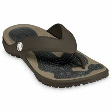 New! Mens Crocs Modi Flip Flop Sandals - limited sizes