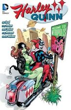 HARLEY QUINN: WELCOME TO METROPOLIS TPB