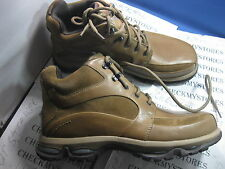 NEW ROCKPORT  APM3589W  PREMIUM LEATHER COMFORT BOOTS MEN