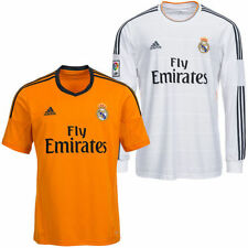 Real Madrid Adidas Camiseta Hombres HEIM Third Home 3rd Jersey L Xl 2xl Nuevo