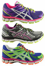 ASICS GT-2000 WOMENS PREMIUM CUSHIONED RUNNING SPORT SHOES/TRAINERS