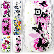 Soft Rubber Silicone Gel TPU Phone Accessory Skin Cover Case For Nokia C3 C3-00