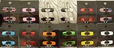 OAKLEY BATWOLF ICONS INTERCHANGEABLE chrome diamond red orange green USA flag