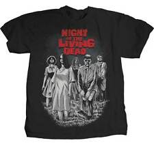NIGHT OF THE LIVING DEAD - BloodThirsty - T SHIRT S-M-L-XL New Official