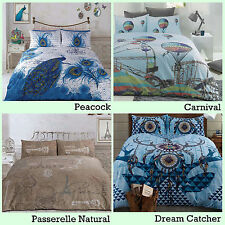 Stunning Quilt Cover Set by Retro Home SINGLE DOUBLE QUEEN KING