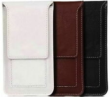 New LEATHER POUCH CASE COVER HOLSTER+BELT CLIP FOR SAMSUNG GALAXY S5/S6/S6 Edge