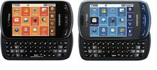 Samsung Brightside SCH-U380 Verizon & PagePlus Cell Phone Black & Blue