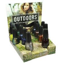 China Glaze 2015 The Great Outdoors Collection Nail Polish Lacquer 0.5floz