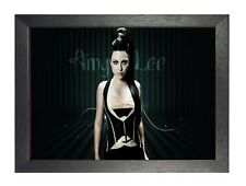 Evanescence 7 Photo Rock Band Print Heavy Metal Picture Amy Lee Music Poster