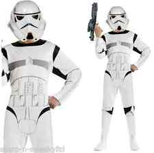 Official Mens Star Wars Stormtrooper Space Fancy Dress Costume Outfit STD & XL