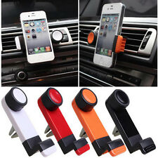 Universal Car Air Vent Mount Cradle Holder For Mobile Phone iPhone Adjustable