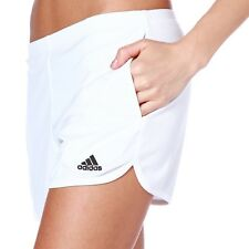 NWT WOMENS ADIDAS TENNIS RUNNING FITNESS SPORT SHORTS Athletic CLIMALITE Reg $42