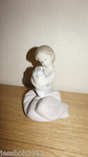 NAO by LLADRO Porcelain 'My Puppy Love' Girl with Spaniel Puppy Dog