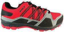 Gola Outdoor Trailblazer Low Men's Red Lace Up Trail Running Shoes New