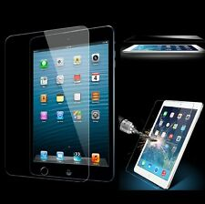 NEW Tempered Glass Screen Protector For iPad 2 3 4 Mini&Air Fitted