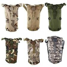 3L TPU Hydration System Water Bag Pouch Backpack Bladder Climbing Hiking New