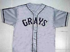 JOSH GIBSON HOMESTEAD GRAYS JERSEY NEGRO LEAGUE NEW SEWN ANY SIZE XS - 5XL