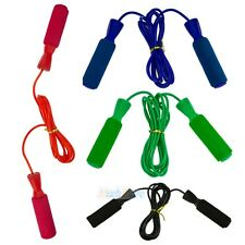 10ft.Aerobic Exercise Boxing Skipping Jump Rope Adjustable Bearing Speed Fitness