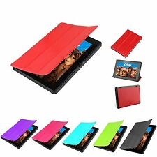 Magnetic Folio PU Leather Smart Case Cover Stand For Amazon Kindle Fire HD 7inch