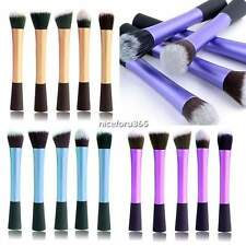 Makeup Kabuki Brush Set Cosmetic Foundation Blending Brushes Tool Kit