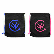 Waterproof Bag Drawstring Backpack GYM PE Swim School Dance Duffle Shoe Sport