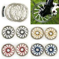 2Pcs For Avid G3 CS Clean Sweep Disc Brake Rotor 160mm Mountain Bike Bicycle #EX