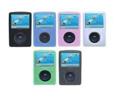 for Sandisk Sansa Fuze MP3 Player SDMX14R Soft Rubber Skin Cover Case