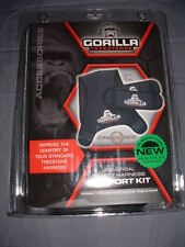 NEW!! Gorilla Treestands Universal Safety Harness Comfort Kit Pack of 4