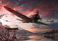 World Of Warplanes Online Hd Game Video Game Play Station Xbox Action Poster AF