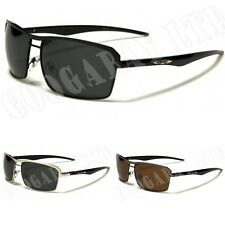 Sunglasses Polarized New XLOOP Mens Wayfarer Aviator Designer Black PZ511