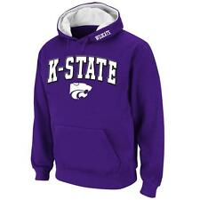 Mens NCAA Kansas State Wildcats Pull-over Hoodie [10065]