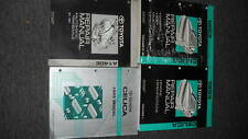 1993 Toyota Celica Service Repair Shop Workshop Manual Set OEM  EWD + TRANSAXLE