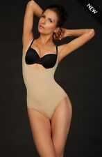 New Women's Seamless Extra Firm One Piece Body Control Briefer Shapewear Suit.