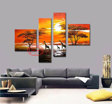 Hand-painted Modern Landscape Oil Painting on canvas Art wall decor/NO Frame