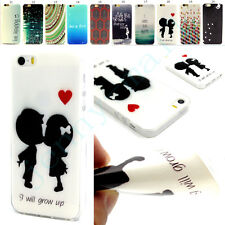 New Soft TPU Skin Phone Silicone Back Cover Case For Samsung Galaxy Cell Phone