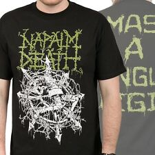 NAPALM DEATH - Chaos - T SHIRT S-M-L-XL-2XL Brand New - Official T Shirt